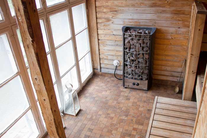 Kokoustila Wäreen sauna  Kehräämö Orimattila